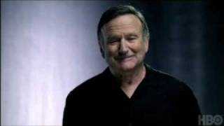 "Robin Williams ""Weapons of Self Destruction"" HBO Special Tailer"