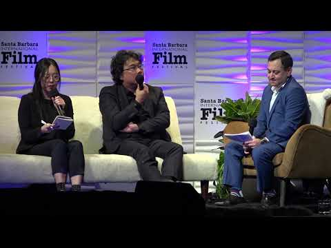 SBIFF 2020 - Bong Joon Ho Discusses 'Parasite'