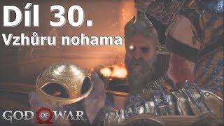 Cerberos hraje: God of War CZ #30- Vzhůru nohama