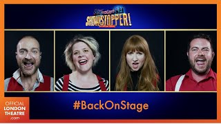We challenged The Showstoppers' to write a song on #BackOnStage