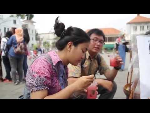 SERATUS RIBU DI JAKARTA -  UAS EDITING DAN PASCA PRODUKSI TV UMN