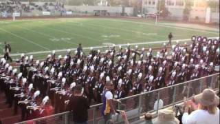 Mercer Island HS Marching Band - 2012 Bandfest