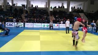 Tazo Amaryan - First Fight on Sanda