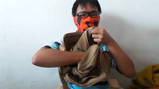 [Survival] My Everday Carry (EDC) Bag (Malaysia)
