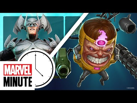 Marvel Contest of Champions & Marvel Strike Force Updates! | Marvel Minute