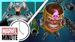 Marvel Contest of Champions & Marvel Strike Force Updates! | Marvel Minute