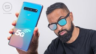 Gambar cover Samsung Galaxy S10 5G Hands-On
