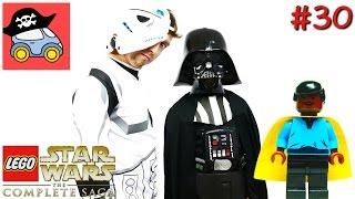 👽 #30 ИЗМЕНА НАД БЕСПИНОМ. Lego Star Wars The Complete Saga. Империя наносит ответный удар