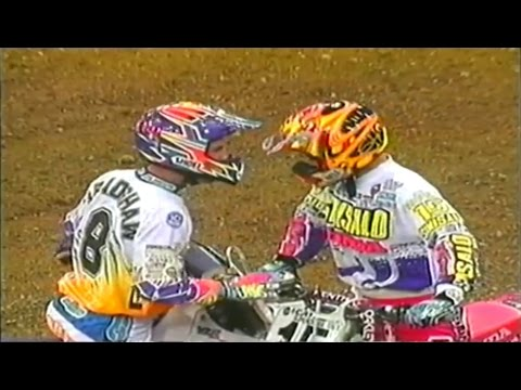 The Best Motocross Fights