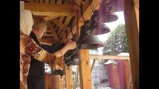 Уроки колокольного звона с Валерием Гараниным