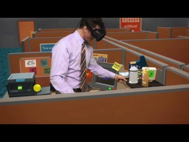 How Job Simulator created a perfect way to spectate, and stream