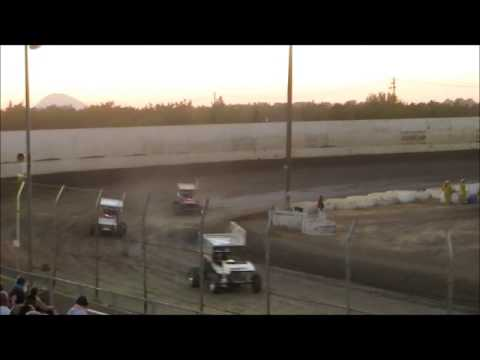 Sprintcars Pro 4 @ Marysville Raceway Park 7 26 14