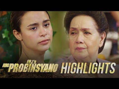 Alyana feels bad for Lola Flora | FPJ's Ang Probinsyano