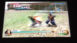 潼関の戦いにて馬超軍が魏軍と戦う動画です。今回のキャラクターの「馬...