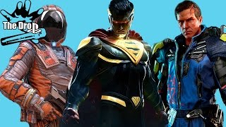 UPCOMING GAMES 2017 | Injustice 2 - The Drop