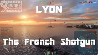 T7 FR BB Lyon [Wip] - The French Shotgun & Back From France