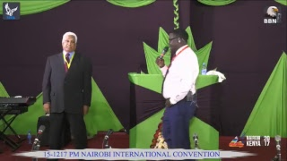 NAIROBI INTERNATIONAL CONVENTION 2017
