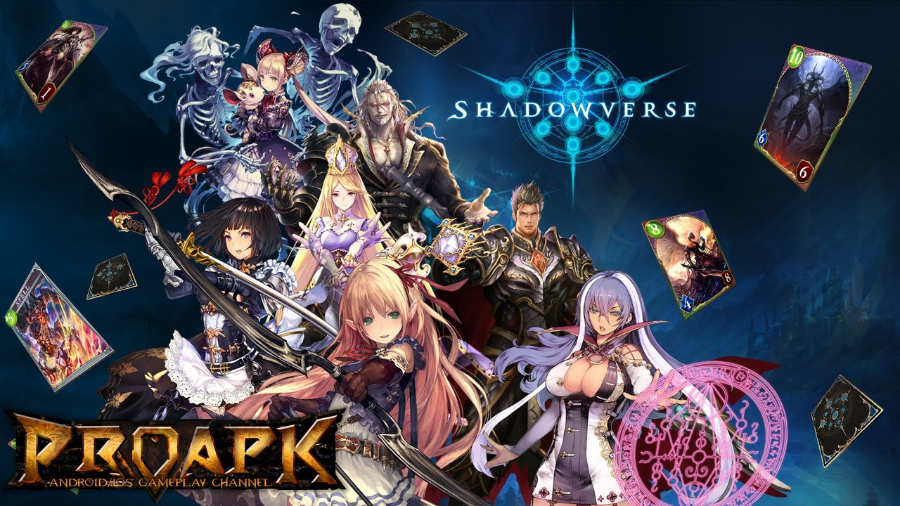 SHADOWVERSE (JP) Gameplay IOS / Android