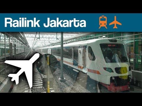 MAHAL? Review Kereta Bandara SHIA-Jakarta! (Soekarno-Hatta Airport Link)