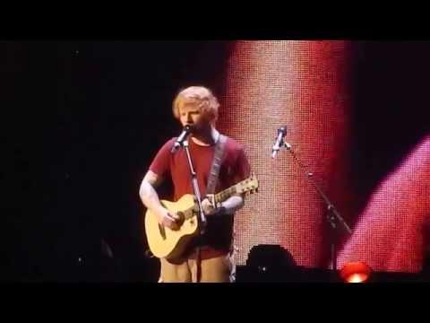 Ed Sheeran - Feeling Good & I See Fire