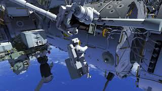 U.S. EVA 50 - Animation of Tasks - Jordan Lindsey