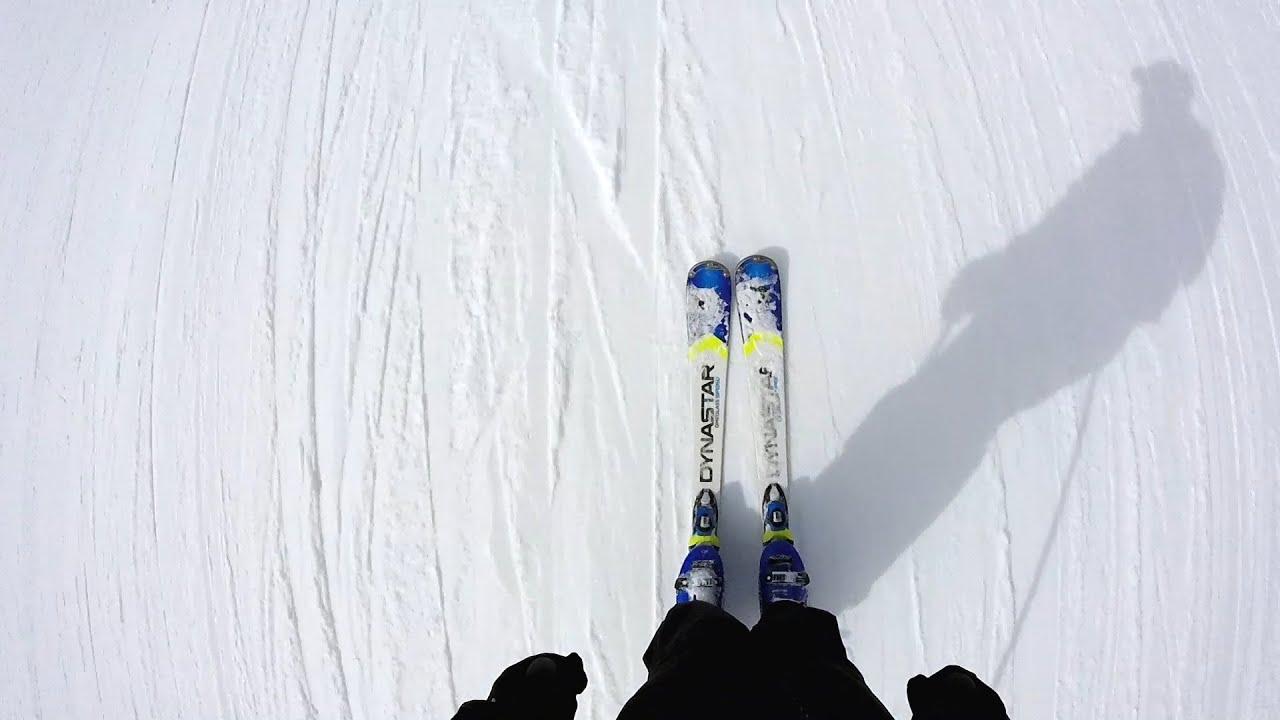 Prato nevoso 2016 - pista caudano 3b