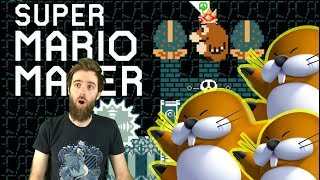 The Greatest True Ending That Ever Was (King Me) [SUPER MARIO MAKER]
