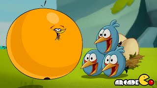 Angry Birds Friends - Facebook Friends Tournament Challenge 9/2 All Levels