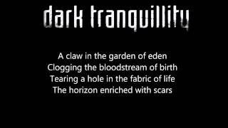 Dark Tranquillity - Inside the Particle Storm (Lyric Video)