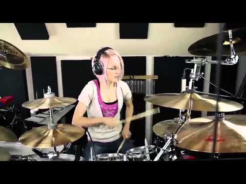Stinkfist Tool (Female Drum Cover of Stinkfist by Tool)