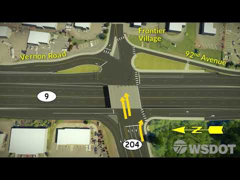 Improvements coming to SR 9/SR 204 intersection in Lake Stevens
