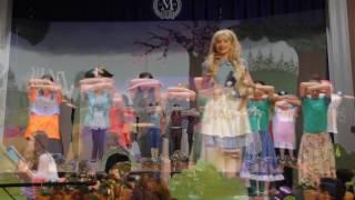 Alice in Wonderland Jr, Cast 2  - Stage Preview