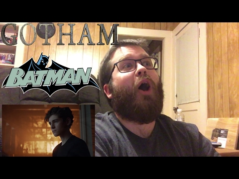 "Gotham 3x14 ""The Gentle Art of Making Enemies"" Reaction/Review!!!"