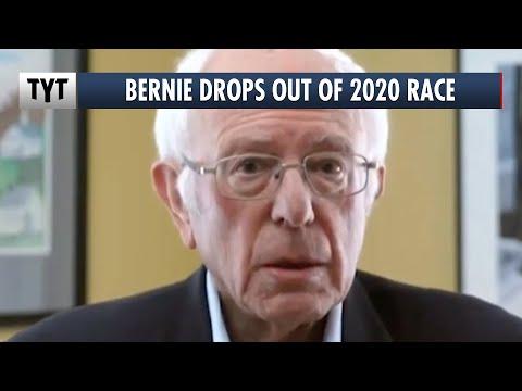 Bernie Sanders Drops Out of 2020 Race