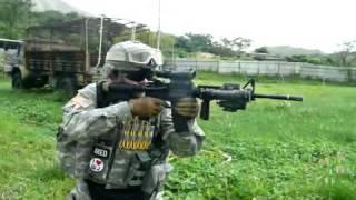 Field test-firing the WE GBB M4A1 - test #2