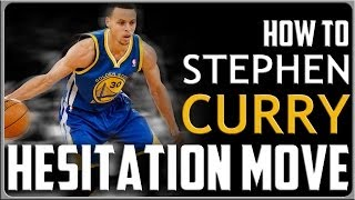 Stephen Curry Hesitation Shot Fake: Basketball Moves