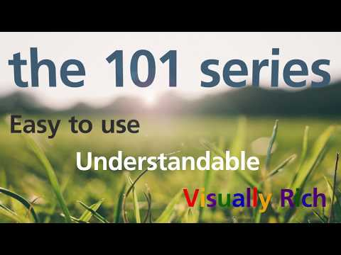 The 101 Series' 30 Second Ad