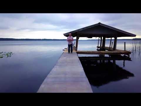 Lake Mary Jane, Orlando, Fl Aerial Footage December 2017
