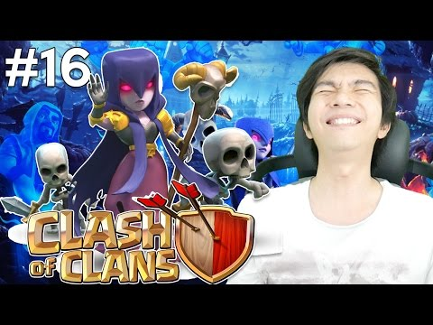 Bencana Witch - Clash Of Clans - Indonesia