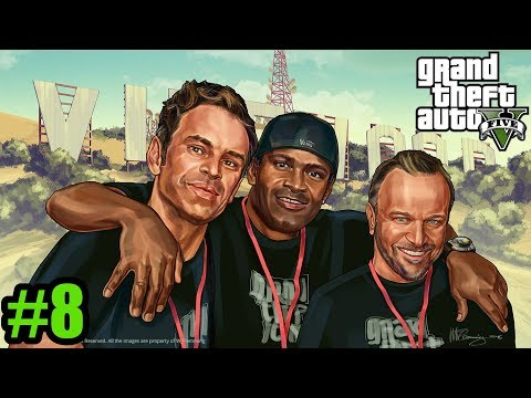 ?GRAND THEFT AUTO 5. CAP #8 thumbnail
