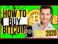 How to Use a Bitcoin ATM - YouTube
