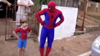 Homem Aranha Maluco