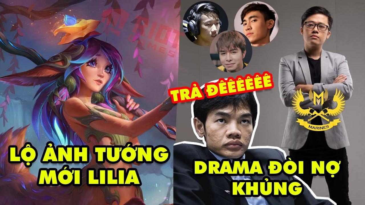 Update LMHT: Tướng mới Lilia chính thức lộ diện, Tinikun phanh phui Drama Nợ Lương hàng loạt của GAM