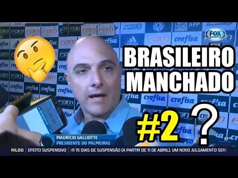 CAMPEONATO BRASILEIRO MANCHADO? #2 CORINTHIANS 1 X 0 PALMEIRAS BRASILEIRO 2018