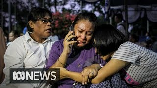 Lion Air crash plane was brand new, but had a 'technical issue' | ABC News