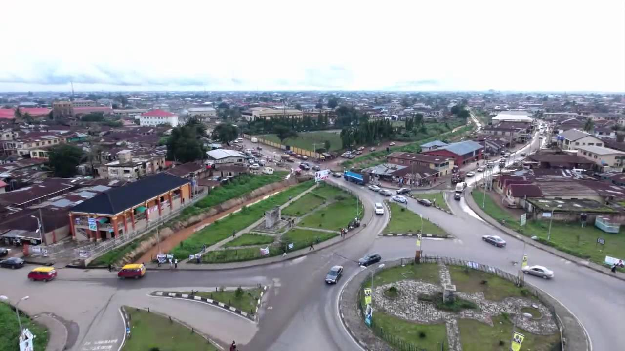 5 Junction Benin City Edo State Nigeria Youtube