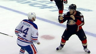 Ritchie answers to Kassian for big hit on Russell
