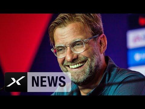 Wie Butter! Jürgen Klopp erklärt den Transferwahnsinn im Fußball | FC Liverpol | Premier League