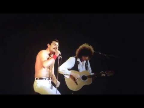 Love Of My Life - Freddie Mercury And Brian May - Queen Rock Montreal Movie