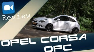 Opel Corsa OPC Nurburgring Edition 2011 Videos